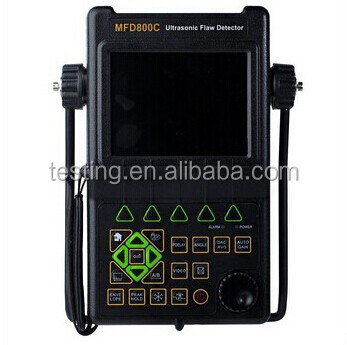 MFD800C Digital Portable Ultrasonic Flaw Detector/NDT tester