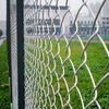 Alibaba Pvc-coated Diamond Chain Link Fence for Playgrounds/used chain link fence