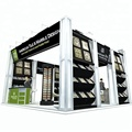 Expo stand used trade show booths portable booth exhibition booth for sale