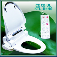 Hot Sale! 2015 New Design High-Quality And Multifunctional Heated Electric Toilet Seat GW-B401
