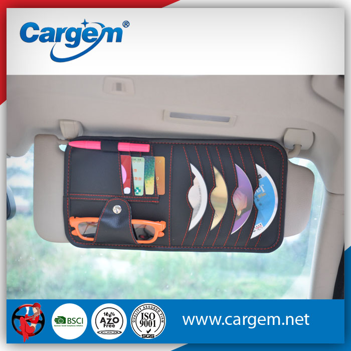CARGEM Durable Multipurpose Car Visor Organizer