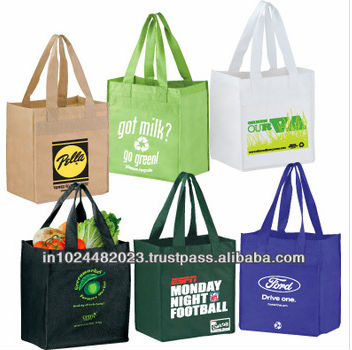 High quality reusable waterproof grocery shopping bag wholesale