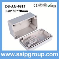 outdoor electric meter box plastic box for led driver DS-AG-0813