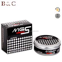 Hot selling wax mg5 ODM/OEM manufacturer strong hold new hair wax styling products