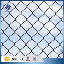 30 Years' factory supply fence colors vinyl coated chain link fence