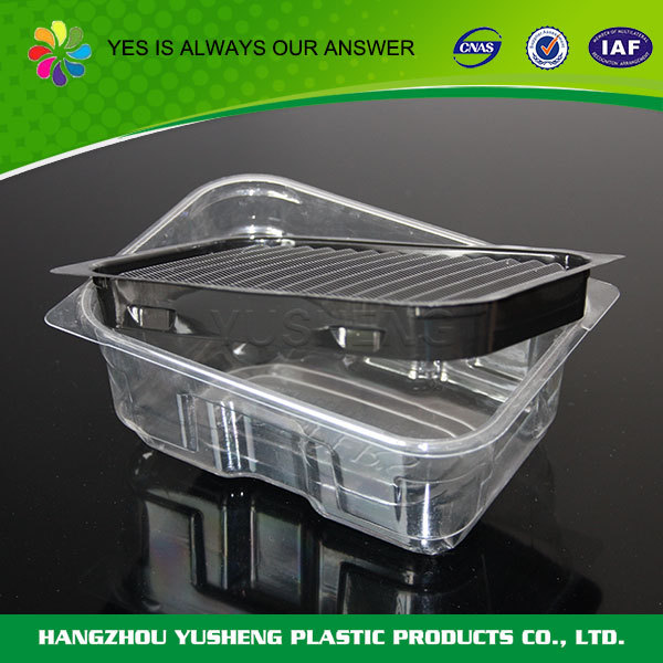 Clear food plastic packing food packaging supplies