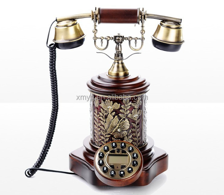 Vintage Home Decor Antique Home Decoration Items Novelty Telephone