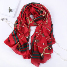 Wholesale ladies uniforms fashion colorful silk scarves