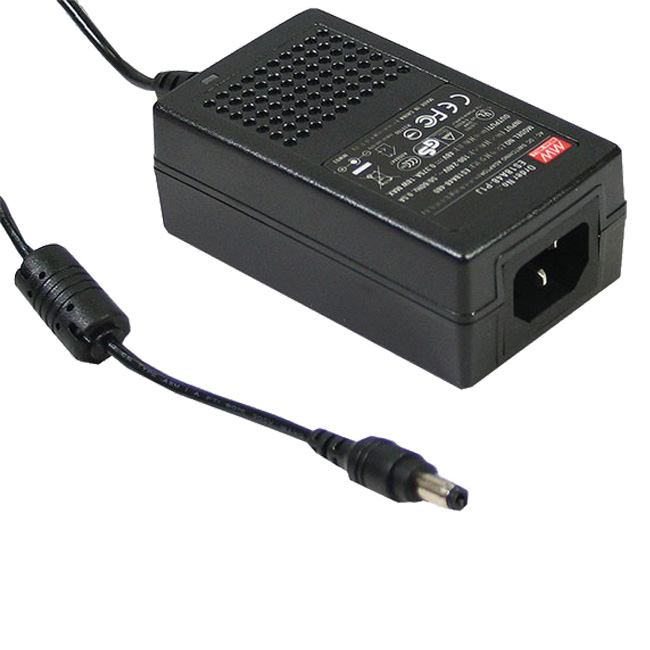 Meanwell GS15B-4P1J 15V 1.00A ac dc adapter 21v