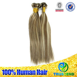 Full cuticle ends full soft&glossy aliexpress 6A attractive goddness remy hair