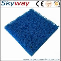 PVC floor waterproof plastic grass carpet mat