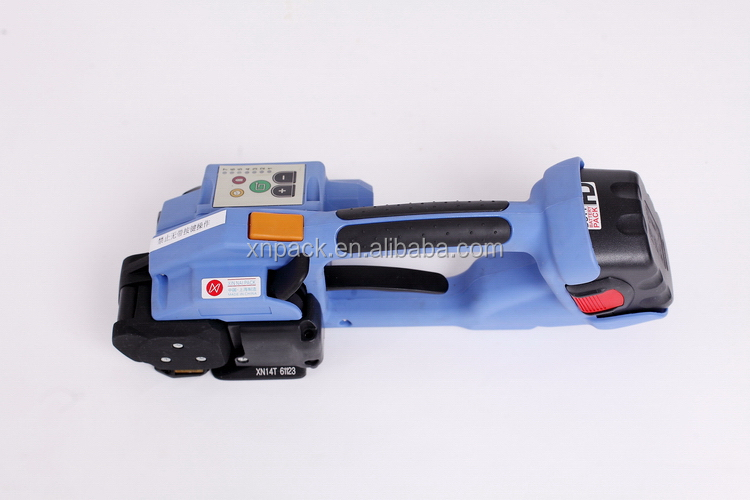 plastic strapping tool electric plastic strapping tool XN 200(xjt)02