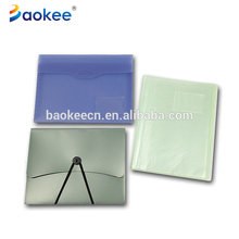 Customized plastic file holder for office , desktop cardboard file holder