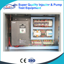 ZQYM 618B common rail fuel injection pump calibration machine for diesel fuel injection testing and repair with EUI/EUP
