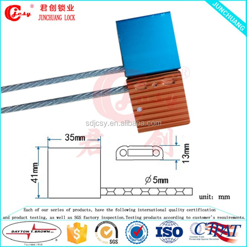 Flex cable wire seals