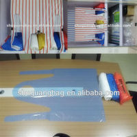 Disposable HDPE Plastic Apron with different Size,thickness.