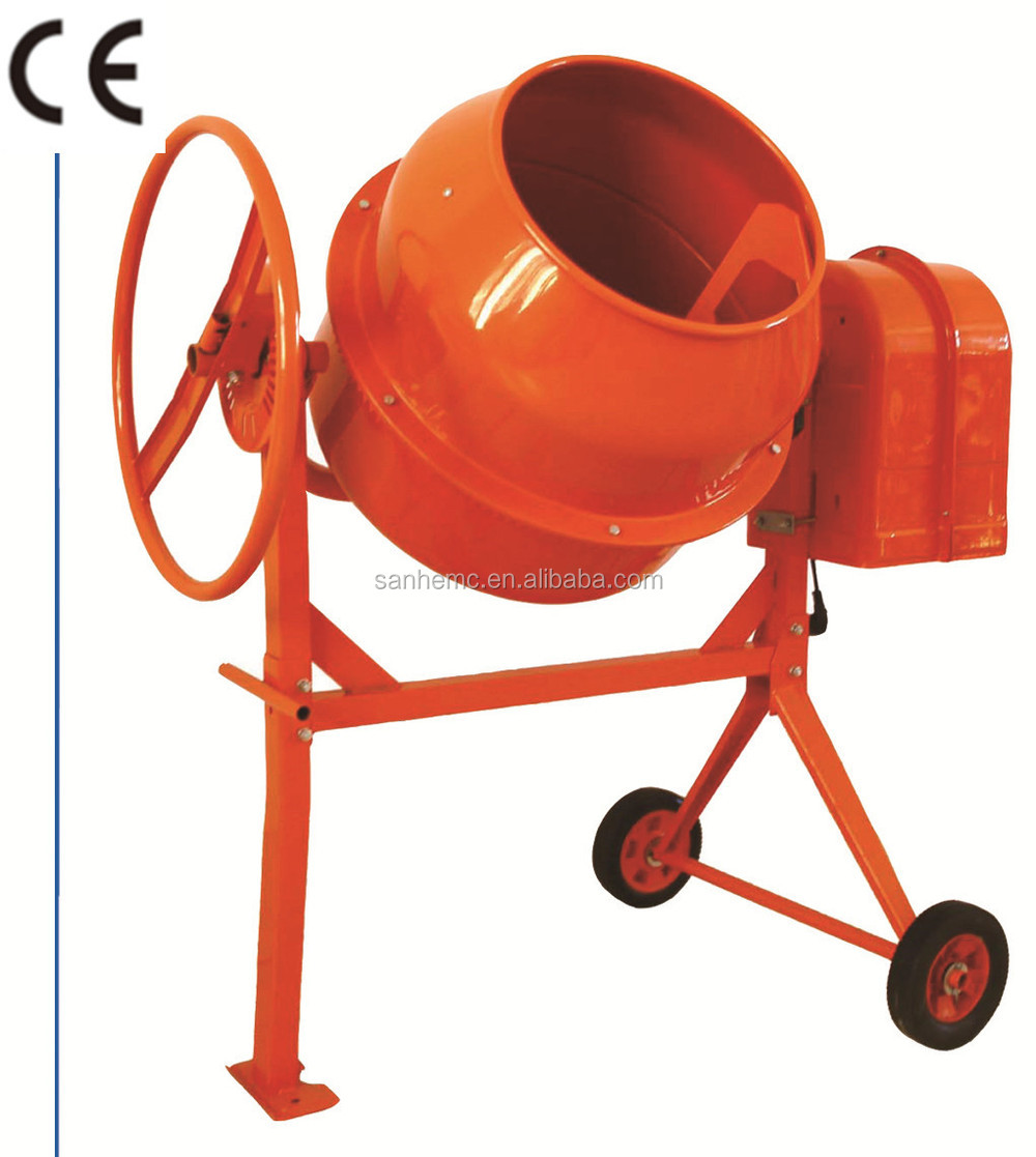 portable small cement mixer for sale HCM450S HCM500S