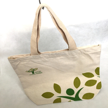 Top quality popular design promotional organic cotton tote bag for shopping