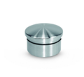 304 mirror stainless steel pipe dome end cap shell 38.1MM