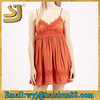 New trendy sexy slip casual sun dress, applique dress patterns