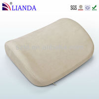2013 Hot Sale!Memory Foam Back Support Cushion(100% factory,not trade company)