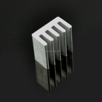 Aluminum Radiator Heatsink A4988 Heat Sink 9x9x5mm Cooler For 3D Printer Stepper Motor Driver VGA LED IC