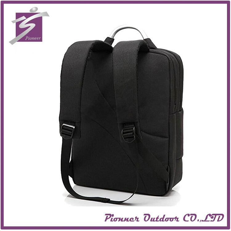 Fashional nylon polyester laptop leather bag targus laptop bag 15.6 inch laptop bags