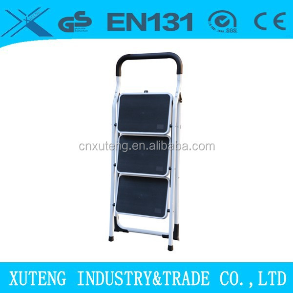 EN131 foldable easy store step ladder
