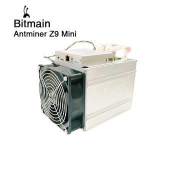Bitmain Antminer Z9 mini Hashrate 10k Sol/s  Equihash ZEC digging machine Zcash miner