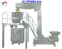 Vertical pouch candy packing machine JC-VP420A