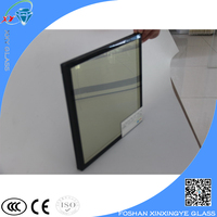 colored coating insulated tempered glass wholesale