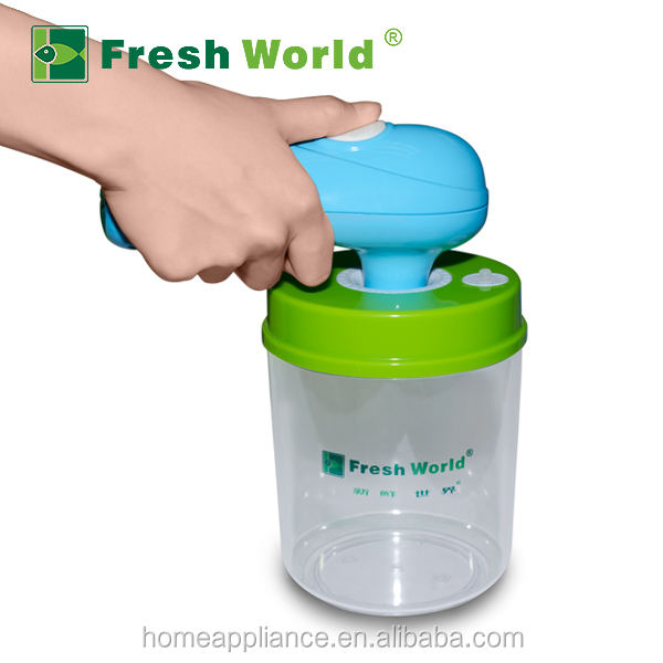 Gunagzhou Vacuum food sealer FW-801 hand held vacuum pump