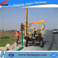 Highway construction zyc240b-b static pile driver/concrete pile pressing machine/sheet pile