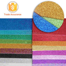 wholesale A4 craft glitter paper,glitter paper cardboard for scrapbook