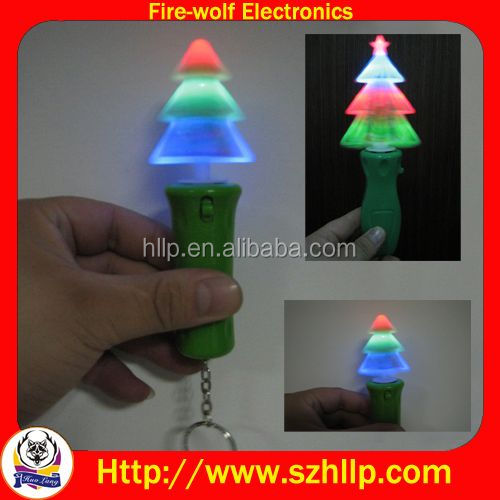 High quality spin ball travel agency promotion gift led flashing travel agency promotion gift
