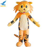 Custom-made Celebration Birthday Fancy Dress Fancytrader Tiger Mascot Costume