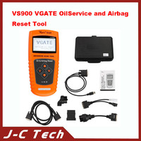 2015 best selling VS900 VGATE OilService and Airbag Reset Tool