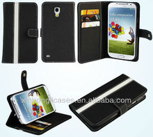 wallet case pouch for galaxy s4 fit For Samsung galaxy S4