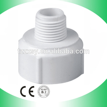 high quality plastic pvc female / male quick coupler