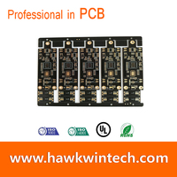 ENIG Finsh Immersion Gold PCB FR4