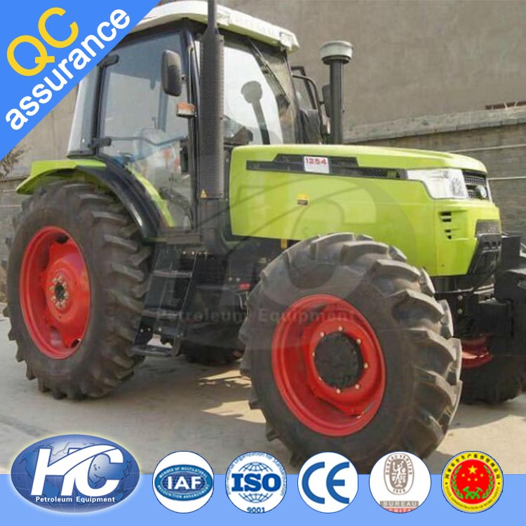 Low Price Super Fine 60HP Four WD Farm Tractor with Air Conditioner