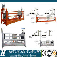 Building cradle factory high rise building window cleaning equipment