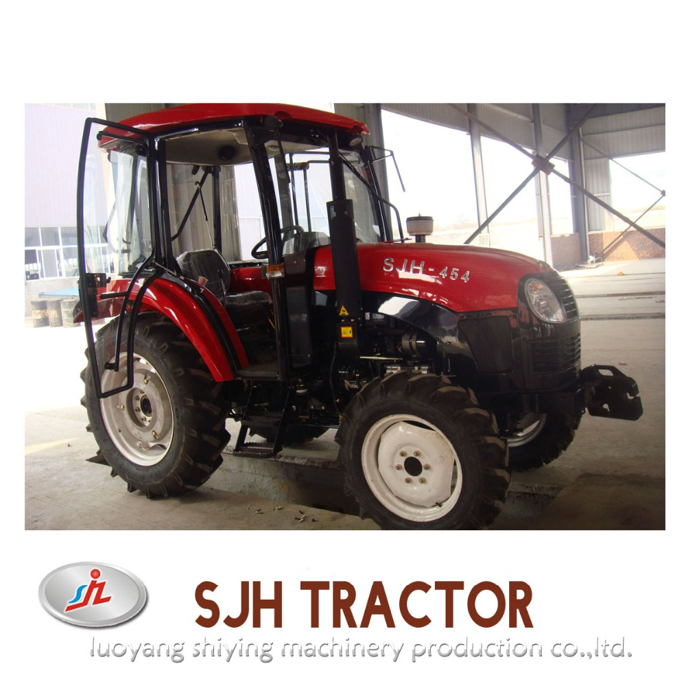 SJH 45HP 4wd price of tractor in india