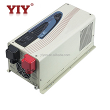 6000W heat pump converter to inverter solar inverter portable air conditioner