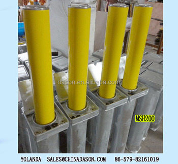Manual Rising Bollard PH200