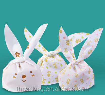 biscuits snack cookies pastry Rabbit plastic packaging bags