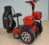 CE 500W off-road four wheel mini cheap golf cart