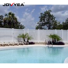Free Maintenance Uv Protection Used Pvc Plastic Pool Fences