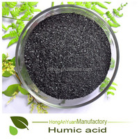 HAY Pingxiang high quality water soluble Humic Acid Organo Mineral Fertilizer