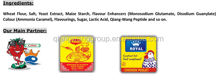 HALAL seasoning chicken flavour